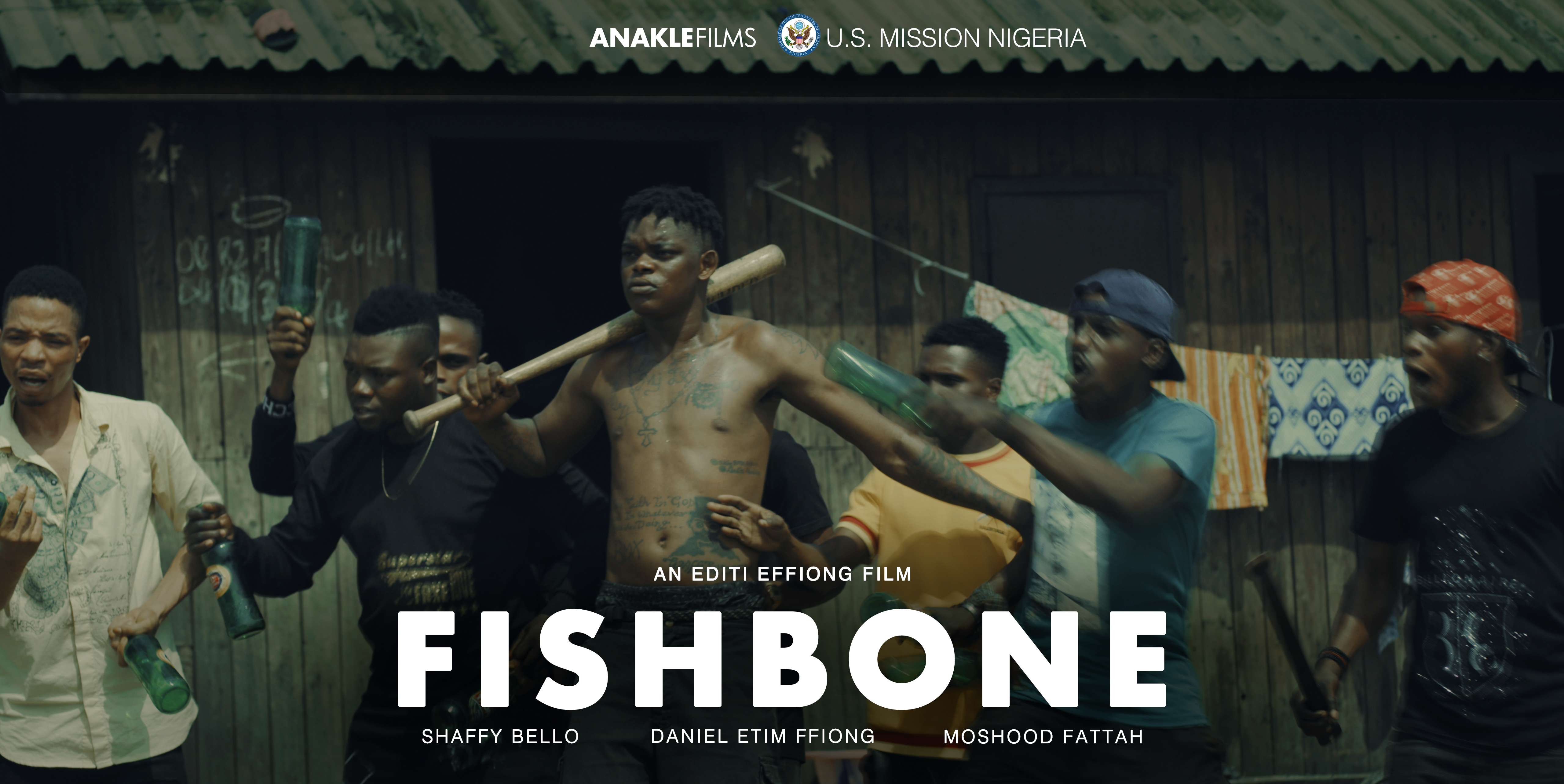 Anakle Films Releases Official Fishbone Trailer