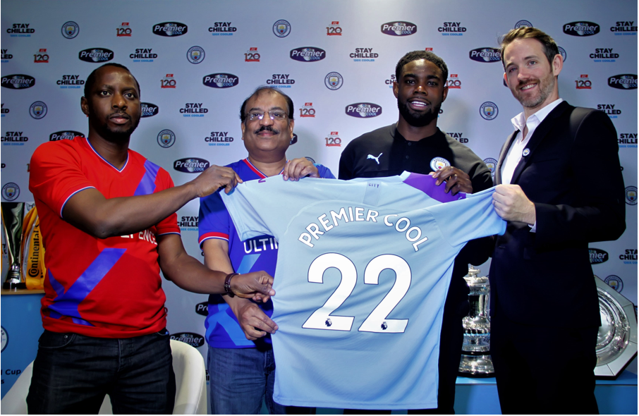 Manchester City Extends Partnership with PZ Cussons
