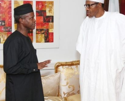 Video:?VP Yemi Osinbajo comments?on viral memes that