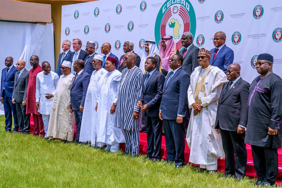 'Now is the time to stamp out terrorism' - President Buhari speaks at ECOWAS Summit on Counter Terrorism in Burkina Faso