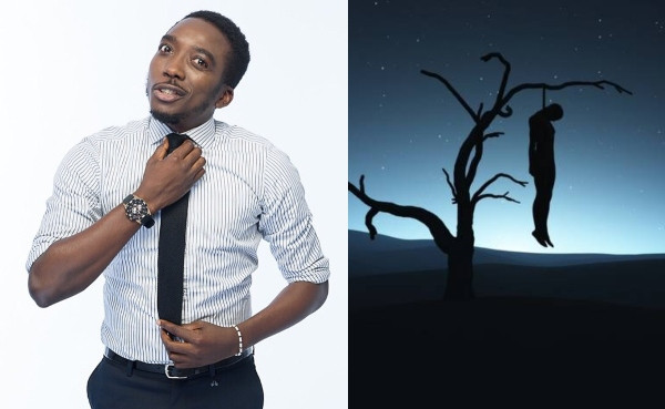 Bovi reacts after getting DM from a depressed fan who told him his jokes stopped her from committing suicide