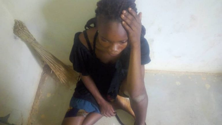 Cameroonian refugee in Cross River sells her baby for N70k