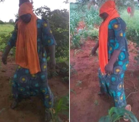 Graphic: Young lady commits suicide in Jigawa