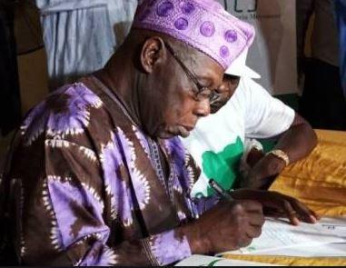 Xenophobia: Olusegun Obasanjo writes a letter?to the founder of the Inkatha Freedom Party, in SA, Prince Mangosuthu Buthelezi