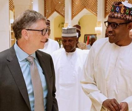 Nigerian government?needs to gain credibility with citizens?to ensure more taxes are paid - Bill Gates