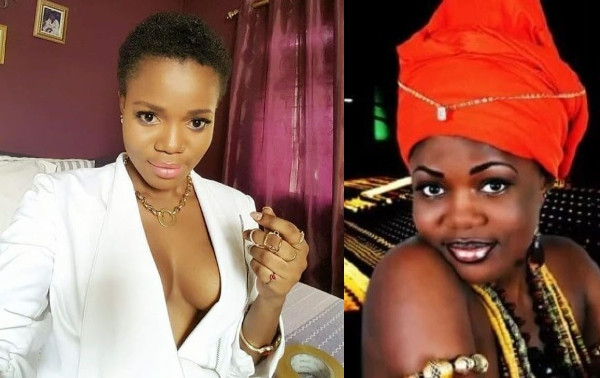 I?ve been moving from church to church to cure myself from skin bleaching ? Singer Mzbel reveals