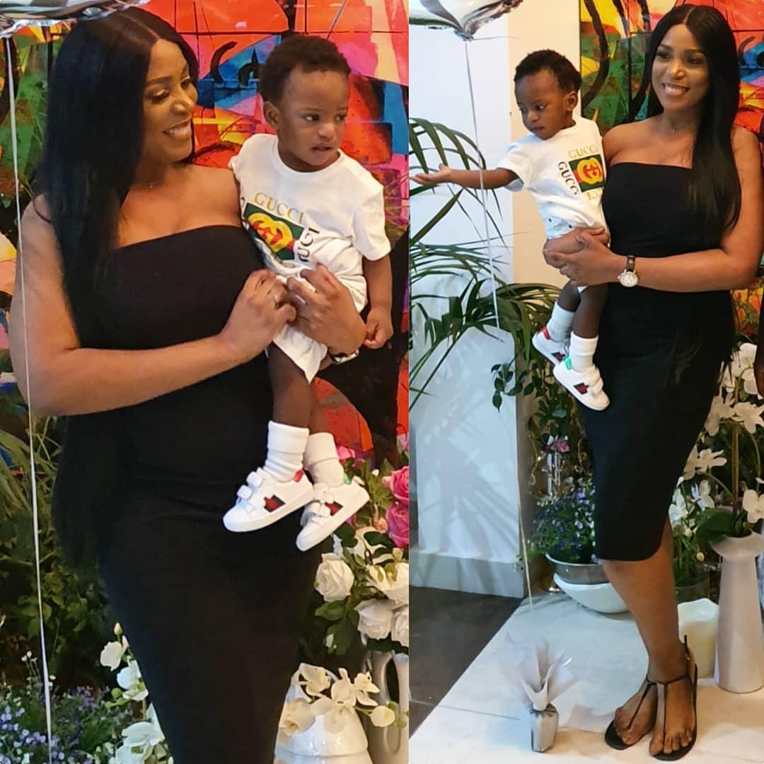 Photos from Linda Ikeji