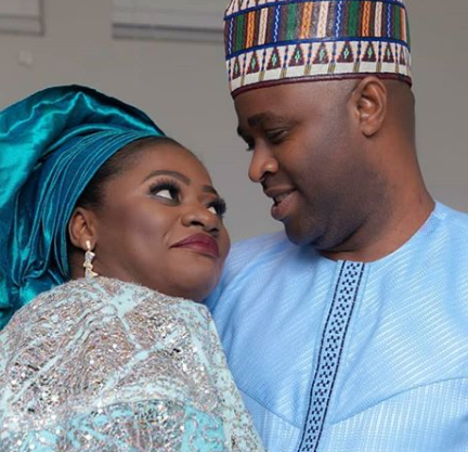 Actor Femi Adebayo Salami celebrates his ex-girlfriend who turns a year older today