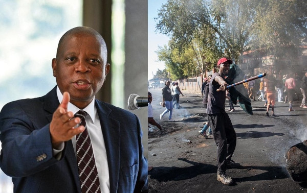 No need to apologize to Nigeria over xenophobia – Mayor of Johannesburg (video)