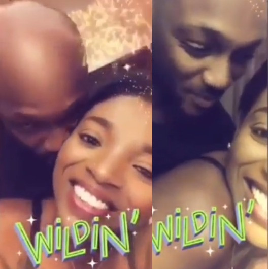 """Our love isn't perfect but we CANT live without each other"""" - Annie Idibia says as she wishes hubby 2face a happy birthday"""