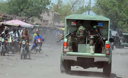Nigerian Army refutes claims Maiduguri is under attack