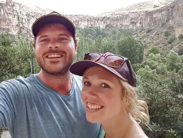 Pregnant mum hacked to death and husband stabbed in front of son, 2, as they slept at luxury South African holiday resort