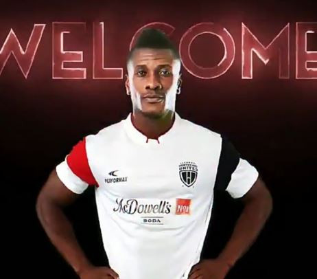 Ghanaian superstar, Asamoah Gyan?joins Indian club NorthEast United