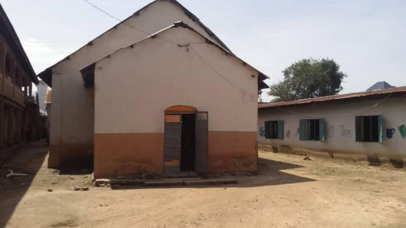 CAN raises alarm as Kaduna government allegedly moves to evict 110-year-old church