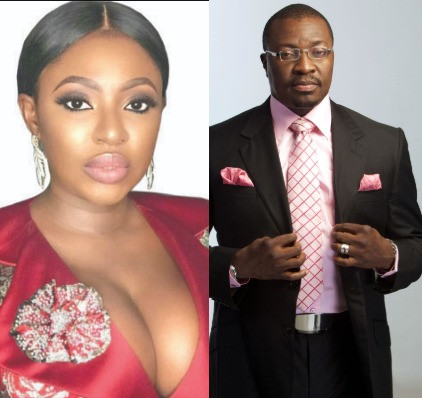 This is my life in a single post- Yvonne Jegede reacts to Alibaba