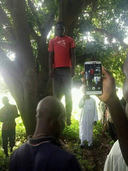 Young man commits suicide in Katsina (graphic)