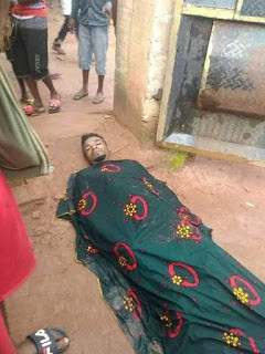 Young man allegedly stabbed to death by a masquerade in Imo state