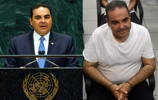 Former President of El Salvador, sentenced to two years in prison