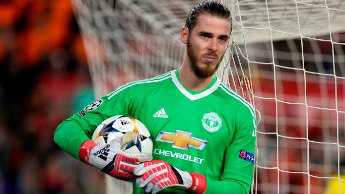 David de Gea donates £175,000 to Red Cross to help victims of devastating storm which left seven dead and thousands homeless in Spain