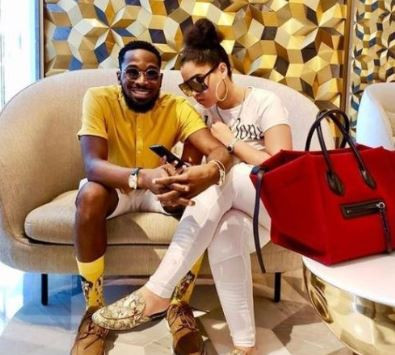 Breaking: 15-months after, Dbanj welcomes another son with his wife, Didi Kilgrow