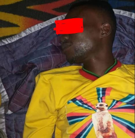Young Nigerian musician, Olanrewaju PelePele allegedly commits suicide one week after talking about his battle with depression online (Graphic Photo)