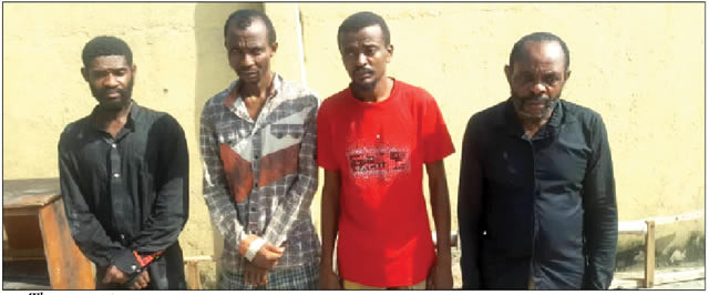 Driver kidnaps his boss for N20m ransom, gang leader killed for being greedy lindaikejisblog