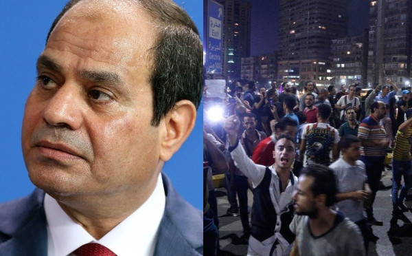 Egyptians demand President el-Sisi