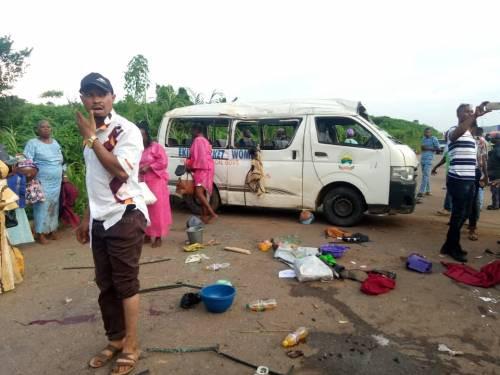 Three wedding guests die in Ekiti car accident