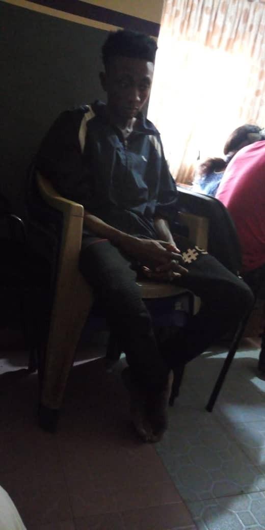Suspected serial scammer posing as Ned Nwoko