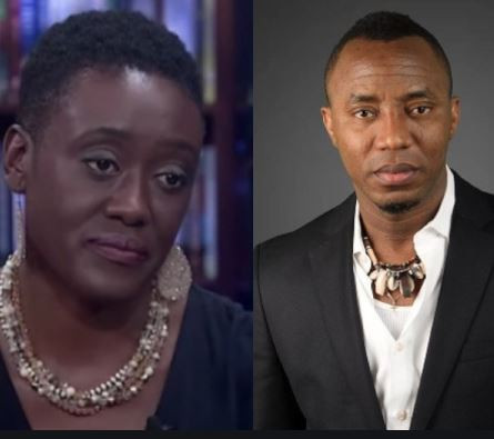 DSS cut off phone contact with my husband - Omoyele Sowore