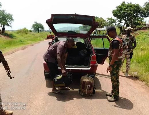 Nigerian?Army arrests five key terrorists suppliers and?fighters in the North East