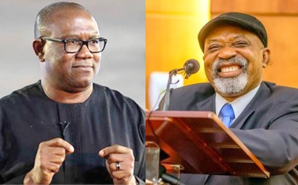 You?re too old to continue creating mischief and too small to diminish me - Peter Obi tells Chris Ngige