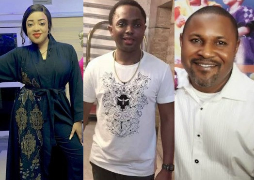 Actress Sotayo calls out Saidi Balogun after he introduced her to an alleged scammer who duped her followers