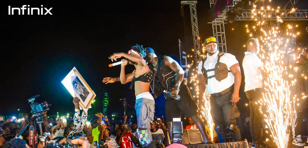 Infinix Mobility Empowers Upcoming Music Stars And Fans At Infinix Hot 8 Concert Launch