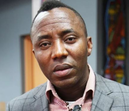 Sowore fulfills his bail condition, to be released soon