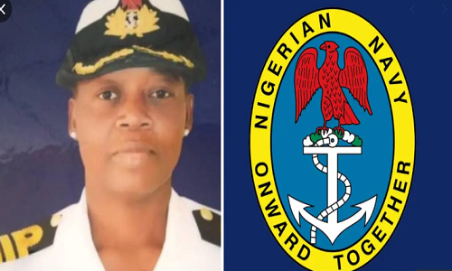 Suspected killer of Navy Commandant Oluwayemi Ogundana makes shocking confession
