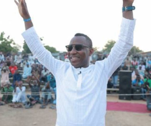 Sowore VS DSS: Here