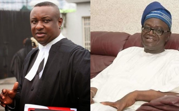 Image result for Keyamo removed as Niger Delta minister, redeployed to labour