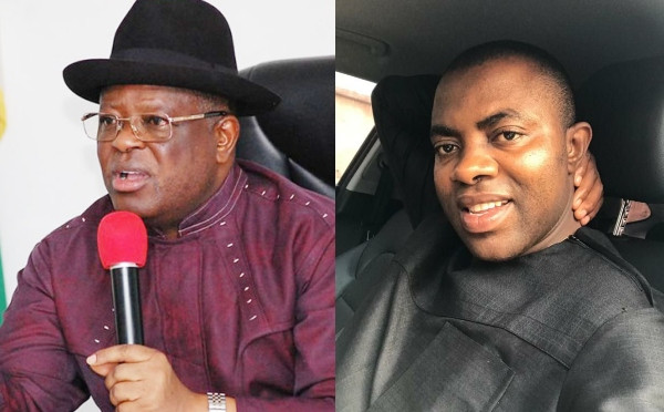 Governor Umahi sacks media aide for issuing a statement without being authorized