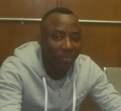 How I found out I had been granted bail - Omoyele Sowore speaks