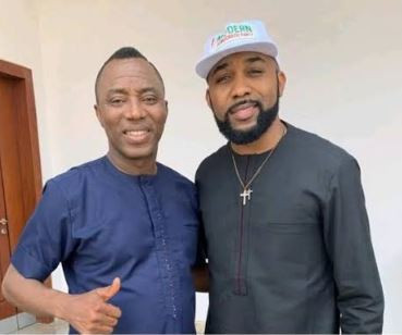 Nigeria has a way of constantly punishing the innocent - Banky W speaks on Omoyele Sowore