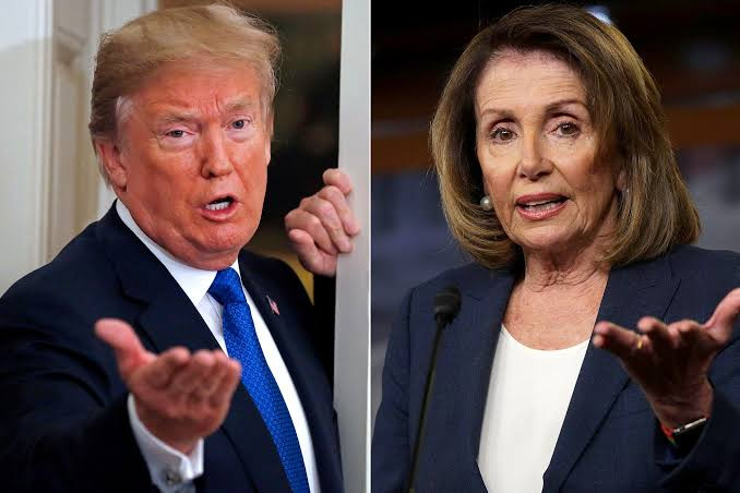 The internet never forgets! Trump posts old video of House Speaker Nancy Pelosi blasting lawmakers after impeachment proceedings were launched against Bill Clinton