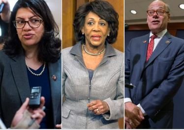 Full list of 208 House Democrats who are calling for an impeachment inquiry into President Trump