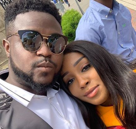 We are counting down days to our wedding - Davido's elder brother's fiancee reveals