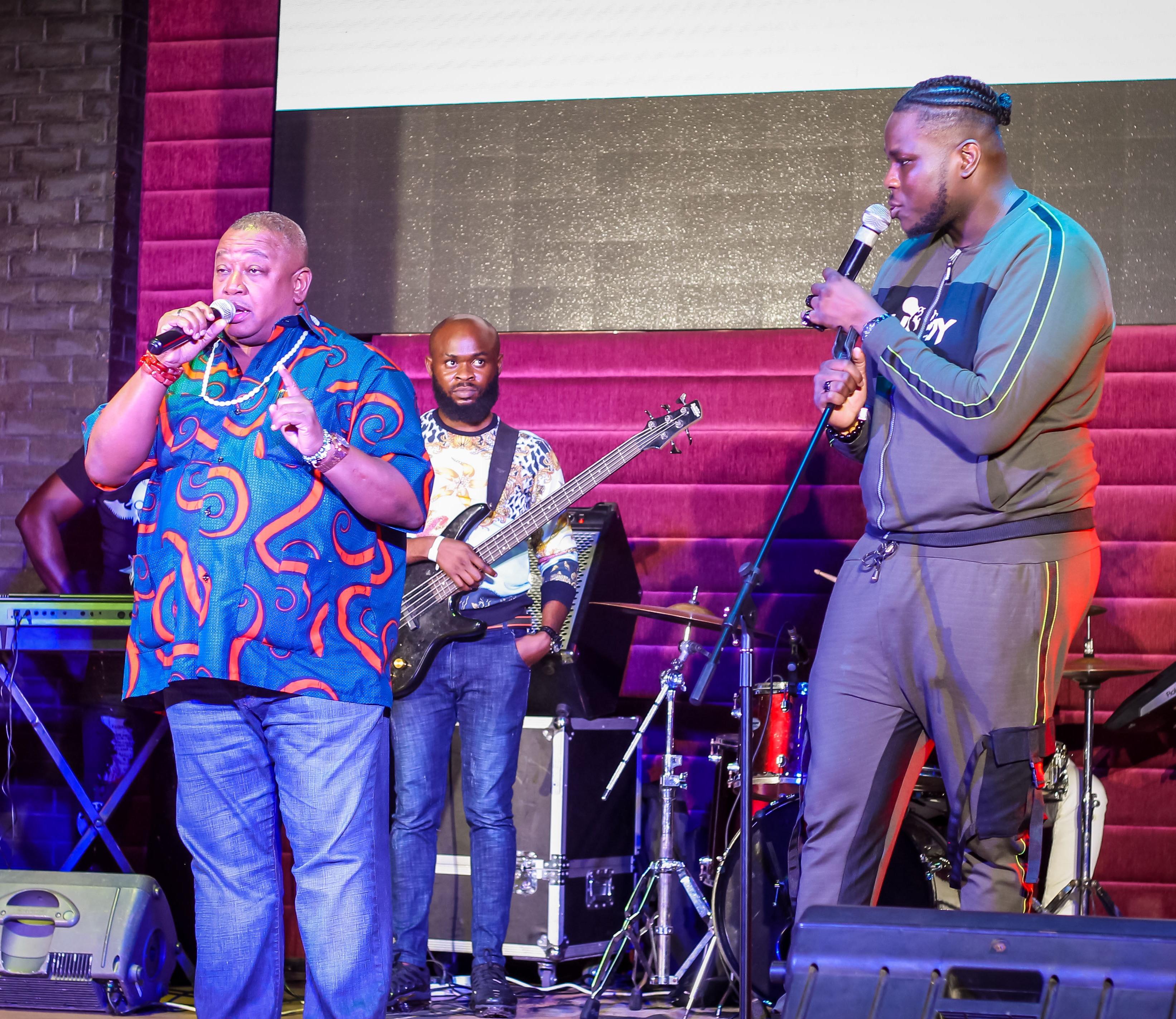 Music Legend 2Baba Celebrates #20YearsAKing Big During #2BabaWeek