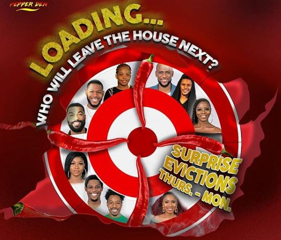 #BBNaija: Surprise eviction begins tonight!