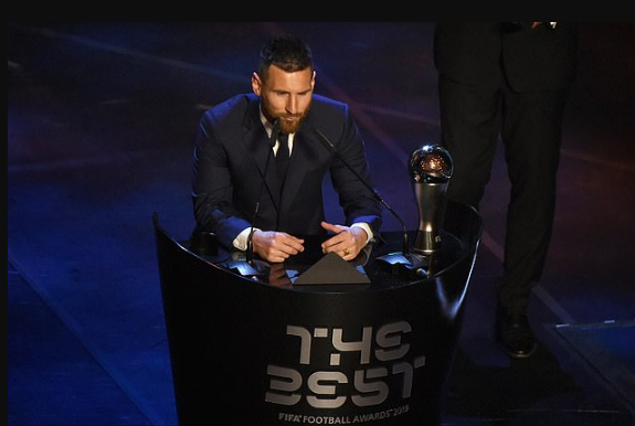 Lionel Messi caught up in FIFA The Best vote-rigging storm with countries claiming they didn