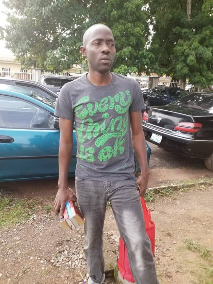 EFCC arraigns one of the most wanted FBI suspects
