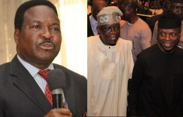 I pity Tinubu ? Mike Ozekhome reacts to crisis in the presidency