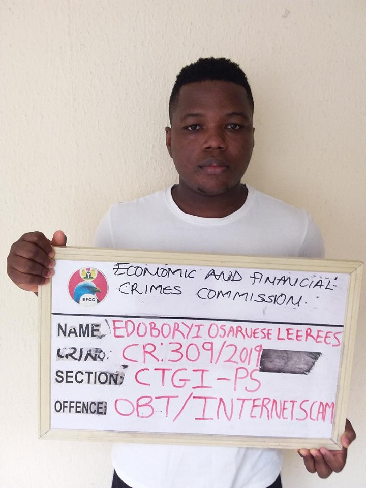 Fake Jumia agent arrested in Benin
